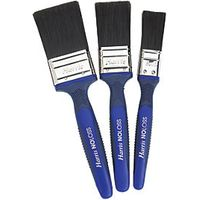 Harris No Loss Evolution Paint Brushes 3 Pack