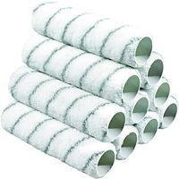 Wickes Professional Finish Roller Sleeve Medium Pile 230mm 10 Pack