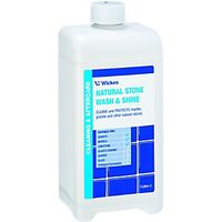 Wickes Tile Wash & Shine Cleaner 1L