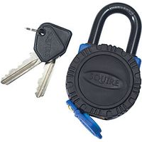 Squire Weather Protected Padlock 40mm