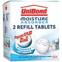 UniBond Bubble Fresh Moisture Absorber Refills