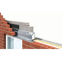 Ig Ltd 75-90mm Steel Cavity Wall Lintel 2100mm