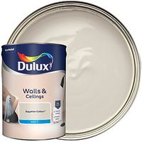 Dulux Matt Emulsion Paint Egyptian Cotton 5L