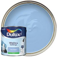 Dulux Silk Emulsion Paint Blue Babe 2.5L