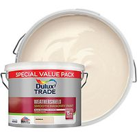 Dulux Trade Weathershield Smooth Magnolia 7.5L