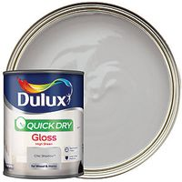 Dulux Quick Dry Gloss Chic Shadow 750ml