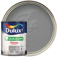 Dulux Quick Dry Gloss Urban Obsession 750ml