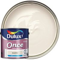 Dulux Once Matt Almond White 2.5L