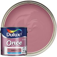 Dulux Once Matt Raspberry Diva 2.5L