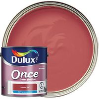 Dulux Once Matt Roasted Red 2.5L