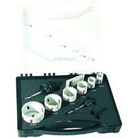 Makita D-47117 Hole Saw Kit 6 Piece