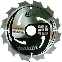 Makita B-07967 M-Force 12 Teeth Circular Saw Blade 190x30mm