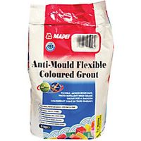 Mapei Anti-mould Ultra Color Plus Grout Anthracite 5kg