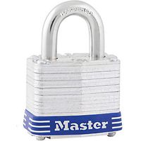 Master Lock 3KA Laminated Steel Padlock 40mm