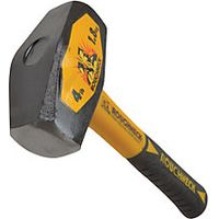Roughneck Fibreglass Handle Club Hammer 4lb