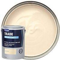 Wickes Trade Durable Matt Emulsion Paint Magnolia 5L