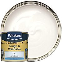 Wickes Durable Matt 2.5L White