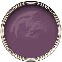Wickes Colour @ Home Vinyl Matt Emulsion Paint- Aubergine 2.5L