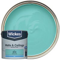 Wickes Colour @ Home Vinyl Matt Emulsion Paint- Boating Lake 2.5L