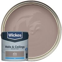 Wickes Colour @ Home Vinyl Matt Emulsion Paint Driftwood 2.5L