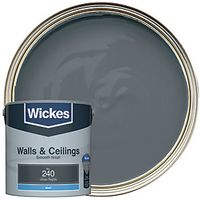 Wickes Colour @ Home Vinyl Matt Emulsion Paint- Urban Nights 2.5L