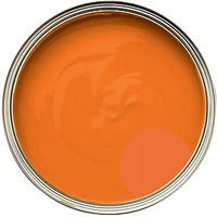 Wickes Colour @ Home Vinyl Silk Emulsion Paint African Sun 2.5L