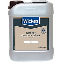 Wickes Exterior Masonry Stabilising Solution 5L