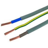 Wickes Meter Tails & Earth Cable 25mm x 1m