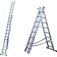 Youngman Trade 4 Way Combination Ladder 2.5m
