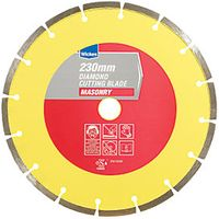 Wickes Diamond Angle Grinder Disc 230mm