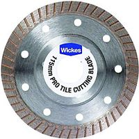 Wickes Pro Tile Cutting Blade 115mm