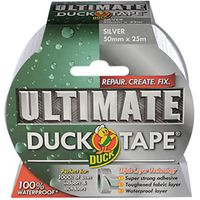Duck Tape Ultimate Silver