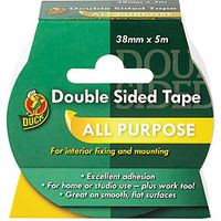 Duck Double Sided Tape White