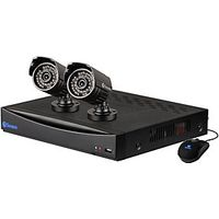 Swann SWDVK-441002A-UK 4CHANNEL 960H Digital Video Recorder + 2 x PRO-742CAMS
