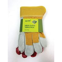 Mens Gloves PK3