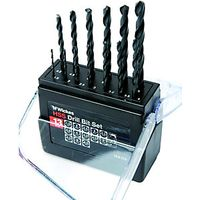 Wickes HSS Drill Bit Set 1.5-6.5mm Pack 13