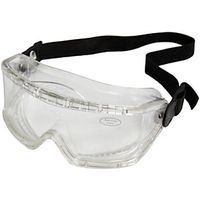 Wickes Anti Mist Safety Goggles Clear
