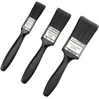 Wickes All Purpose Paint Brush Set 3 Pack