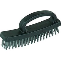 Wickes Easy Grip Wire Brush