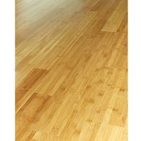Wickes Tanned Bamboo Solid Wood Flooring