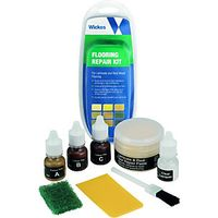 Wickes Flooring Repair Kit 9 Piece