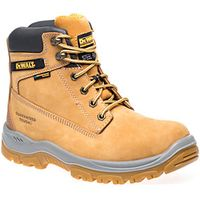 DeWalt Titanium Honey Boots Size 7