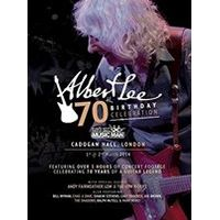 Albert Lee - 70th Birthday Celebration (+2DVD) (Music CD)
