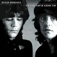 Wild Horses - Stand Your Ground (Music CD)