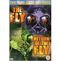 Fly 1 & 2 (1958/1959) (The Fly / Return of The Fly)