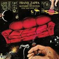 Frank Zappa The Mothers Of Invention - One Size Fits All [VINYL]