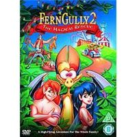 Fern Gully 2: The Magical Rescue (Animated)