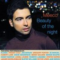 Meeco - Beauty of the Night (Music CD)