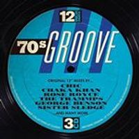 Various Artists - 12 Inch Dance: 70s Groove (Music CD)