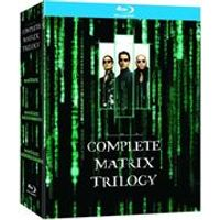 The Matrix - Trilogy (Matrix, Matrix Reloaded / Matrix Revolutions) (Blu-Ray)